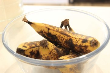 4 Ripe Bananas