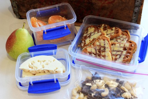 Lunch_Fruit_Snacks_Banana bread waffle