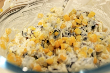 Mixture_biltong creamcheese corn yogurt